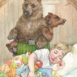 Бородачева Екатерина (Россия, г. Санкт-Петербург). «Три медведя»