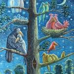 Ганзенко Игорь (Россия, г. Санкт-Петербург) «Птички»