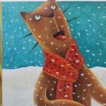 Селиверстова Татьяна (Россия, г. Владивосток) «Жил-был Кот»