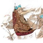 Клементьев Павел (Россия, г. Ульяновск) «Дюймовочка»
