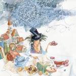Рязанцева Мария (Россия, г. Москва) «Бутерброд», Генрих Сапгир»