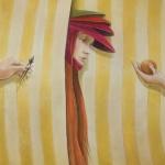 Карнаухова Наталия (Россия, г. Москва) «Принцесса из апельсина»