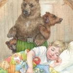 Бородачева Екатерина (Россия, г. Санкт-Петербург) «Три медведя»