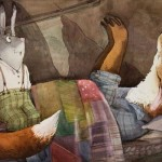 Жиркова Екатерина (Россия, г. Москва) «Сказки дядюшки Римуса»