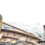 Завалишина Екатерина (Россия, г. Южно-Сахалинск) «Беспризорная кошка»