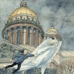 Богданова Мария (Россия, г. Москва) «Петя и ангел»