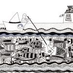 Вензель Софья (Испания, г. Виго) «Рыбак 1»