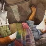 Жиркова Екатерина (Россия, г. Москва) «Харрис Джоэль Чандлер «Сказки дядюшки Римуса» 1»