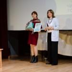 Специальный приз «Выбор открытого читательского голосования» в номинации «Мир фэнтези». Награждается Надея Ясминска - «Заклинатель единорогов»