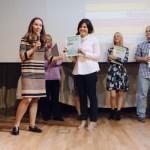 Награждение финалистов номинации «Стихи и сказки для самых маленьких»