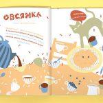 Алтухова Екатерина (Россия, Москва). «2. Завтраки мира. Разворот»