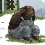 Жук Аня «Медведь, который не помог. Иллюстрация к русской народной сказке «Лиса и Заяц»