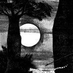Кендель Анна и Варвара (Россия, Санкт-Петербург). «Серия иллюстраций к стихам поэтов Серебряного века. Африка, Н. Гумилев»