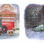Дударенко Виталийsilent book «Calvin The Christmas Tree»