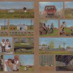 Зарубина Екатеринаsilent book «Лето у бабушки»