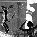 Кендель Аня и Варя  «Серия иллюстраций к произведению «Золотой осёл»