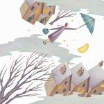 """papertsekh «Серия иллюстраций к произведению """"Мэри Поппинс"""" П. Трэверс»"""