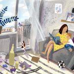 Фадеева Ольга silent book «А в это время…»